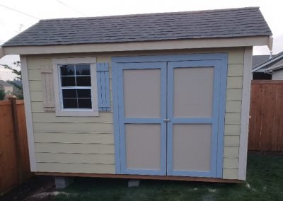 Cute small shed