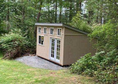 Northwest shed house